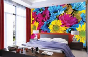 3D CUSTOMISED WALLPAPER