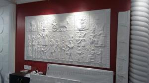 Gypsum Wall Panel & Wall Covering
